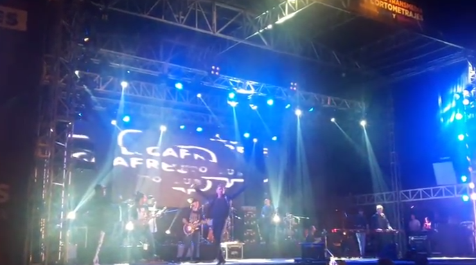 Movil Fest 2016: Así comenzaba el recital de Los Cafres