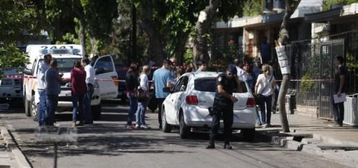 El escalofriante relato de la primera policía que llegó a la casa del triple femicidio de Mendoza