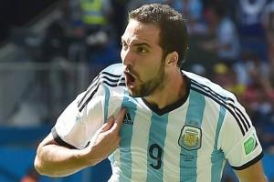 Higuaín habló de los goles errados en la Selección y de las críticas; enterate que dijo el Pipita