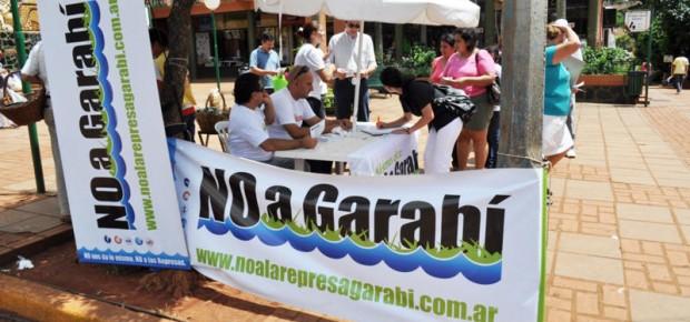"""Garabí-Panambí: """"Evidentemente la respuesta de la ciudadanía es lo que menos se tiene en cuenta"""""""