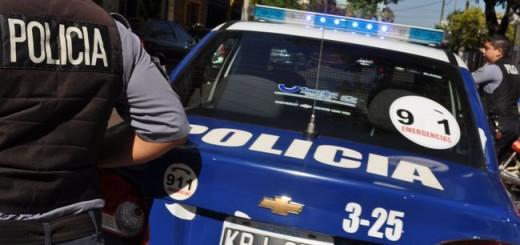 Ocupantes de una moto resultaron lesionados tras una colisión con un auto en Posadas