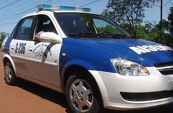 Una mujer resultó herida al ser embestida por una moto en Puerto Iguazú
