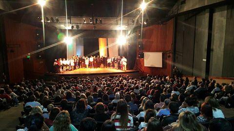 El Juicio se presentó a sala llena en el Montoya