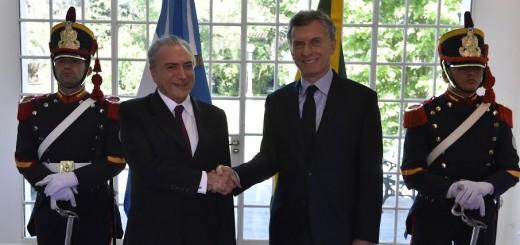 """Macri: """"El camino para integrarnos al mundo es el Mercosur"""""""