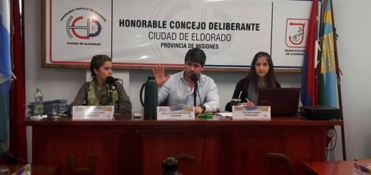 Declararon a Eldorado municipio libre de pirotecnia