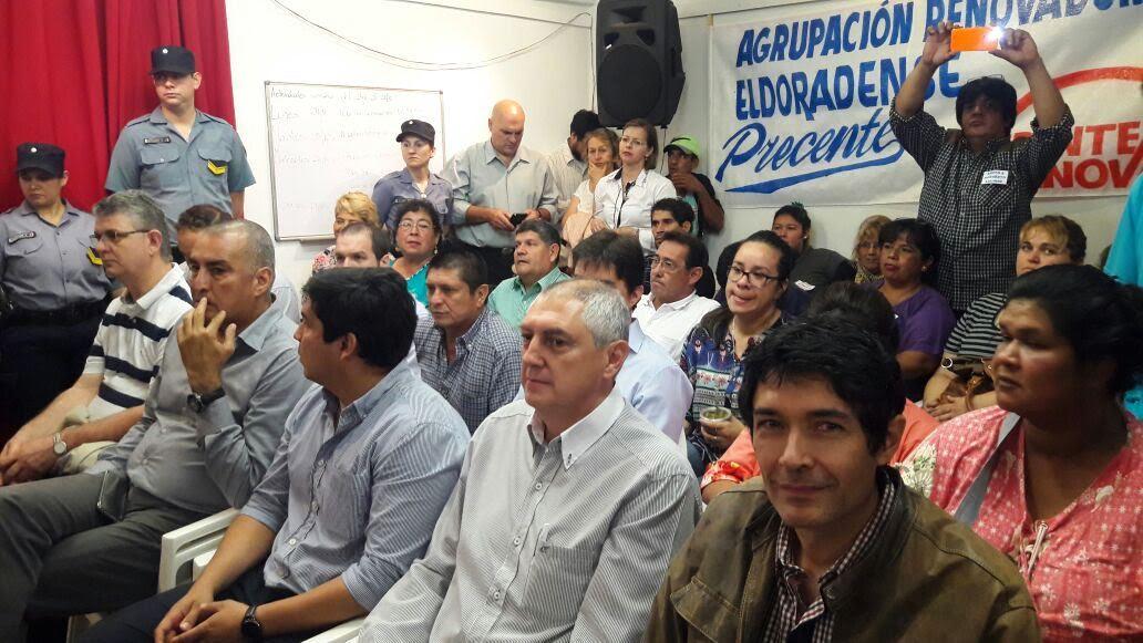 Eldorado: Habría cambios en el gabinete de Norberto Aguirre