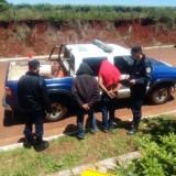 Gobernador López: sustrajo herramientas y fue detenido