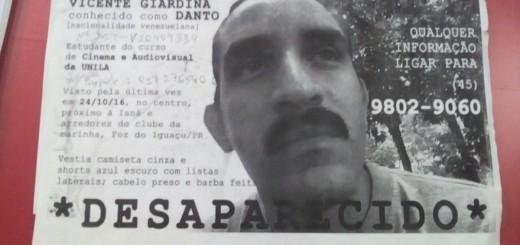 Eldorado: hallan en el Paraná a un hombre asesinado a balazos y creen que es un venezolano desparecido en Foz
