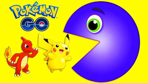 Del Tetris o el Pac -Man al Pokémon Go: la evolución de los videojuegos