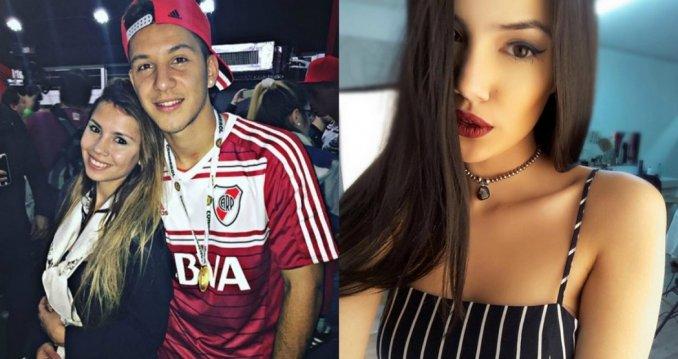 Un jugador de River engañó a su novia y estalló un escándalo