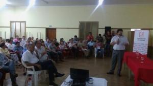 Avanza el proyecto para la construcción del puente entre Eldorado y Paraguay