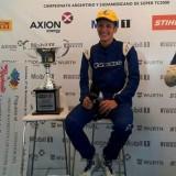 Rudito Bundziak fue elegido entre los mejores 10 pilotos del año