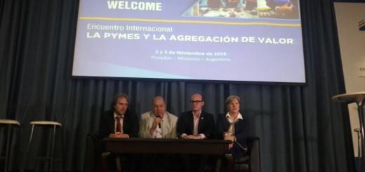 Encuentro Internacional de Pymes expuso experiencias exitosas para enfrentar la crisis y las asimetrías