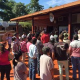 Conflicto de tierra en Mado: Denuncia el Cacique de Ysyry que trasgreden medida judicial e impiden a la comunidad el acceso al arroyo Yacutinga
