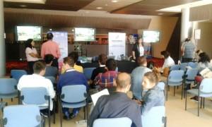Realizadores audiovisuales debaten sobre la industria regional y las potencialidades