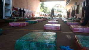 La Policía de Misiones logró el mayor decomiso de su historia: 5 mil kilos de marihuana en Jardin América