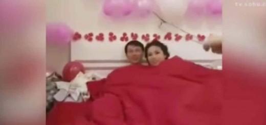 Se conocieron más detalles de la moda que obliga a los novios a tener relaciones íntimas frente a los invitados