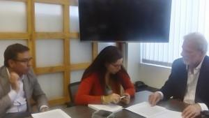 En 2017 inicia convenio de movilidad e investigaciones entre la UNaM y la Universidad Nacional de Colombia