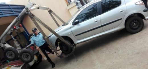 Hallan abandonado en Posadas un auto robado en Buenos Aires