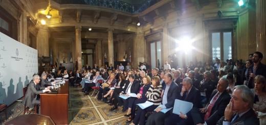 El Senado debate en comisión la Reforma Electoral