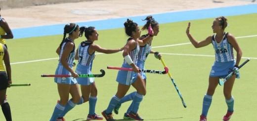Hockey: Argentina venció a Alemania en el mundial junior femenino y otra vez la misionera Von der Heyde anotó un golazo