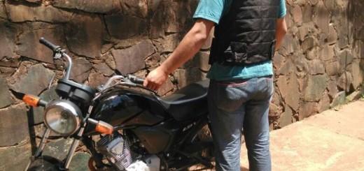 Recuperan en Eldorado una moto robada en San Pedro