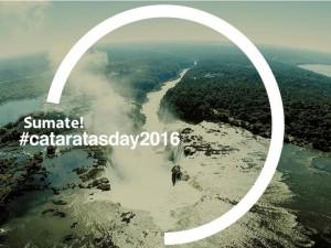 Lanzaron el #Cataratasday2016 en Puerto Iguazú y Foz de Iguazú y con tus fotos serás parte de los festejos