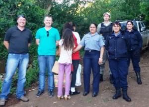 Alba Posse: Encontraron a madre e hija que se habían ausentado del hogar