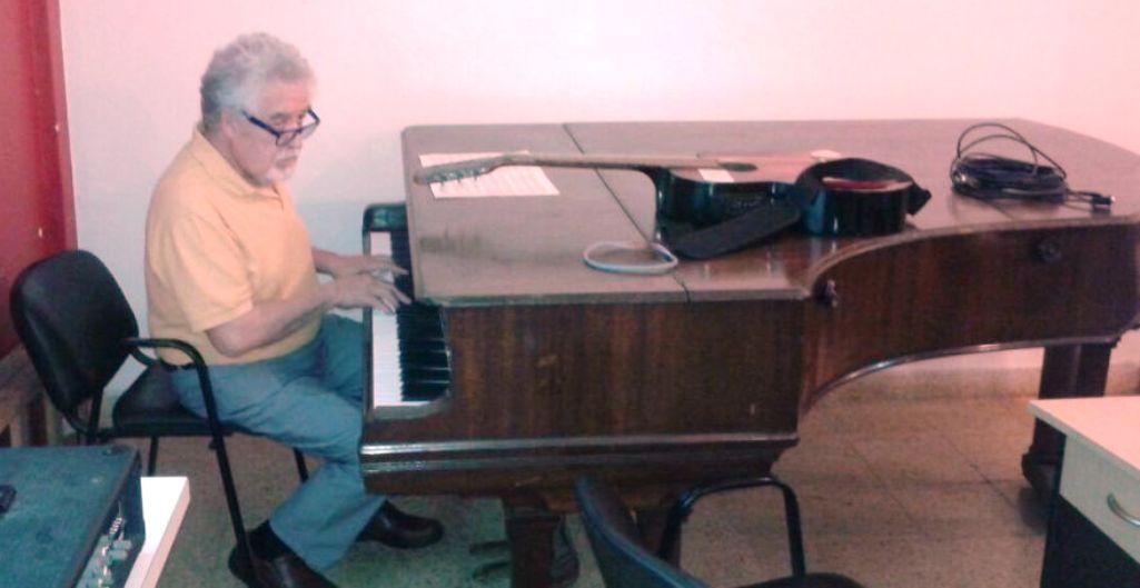 Maestro nacional capacita sobre la «Música argentina en los Coros»