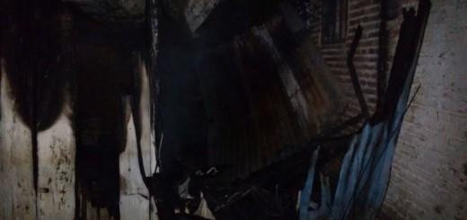 Lo detuvieron luego de incendiar su vivienda en Posadas
