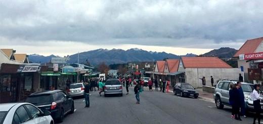 Un fuerte sismo de 7,4 sacudió Nueva Zelanda