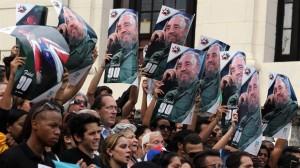 La muerte de Fidel Castro volvió a dividir a los cubanos y al mundo