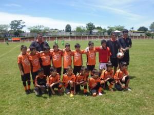 Destacada participación de escuela de fútbol infantil de Posadas en torneo internacional de Tuparendí Brasil