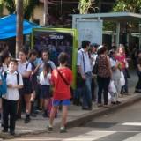 Las transportistas usan los paros de colectivos para presionar al municipio por el pago de subsidios