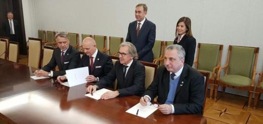Misiones profundiza acuerdos comerciales con Polonia