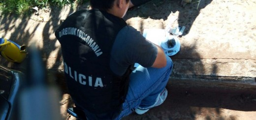 Toxicomanía detuvo a presunto dealer en Posadas