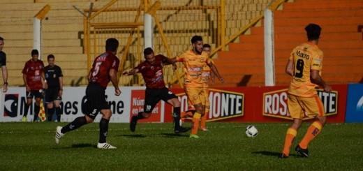Vea las mejores jugadas del empate de Crucero ante los santiagueños