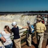 El Parque Nacional do Iguaçu en Brasil cumplió 78 años