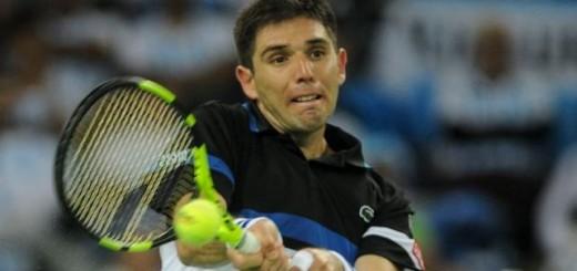 Copa Davis: Delbonis perdió el primer punto de la serie ante Cilic