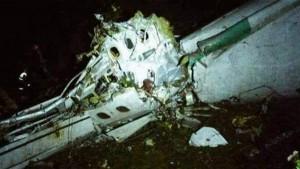 Tragedia en el fútbol: Se estrelló el avión del Chapecoense que viajaba a la final de la Sudamericana