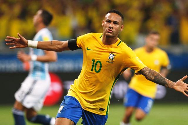 Brasil fue muy superior y goleó a Argentina en Belo Horizonte