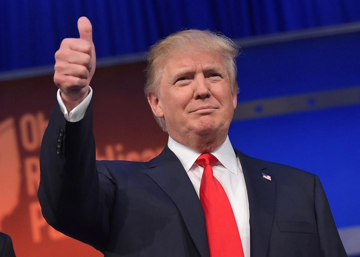 Trump prometió eliminar las barreras comerciales al sector tecnológico