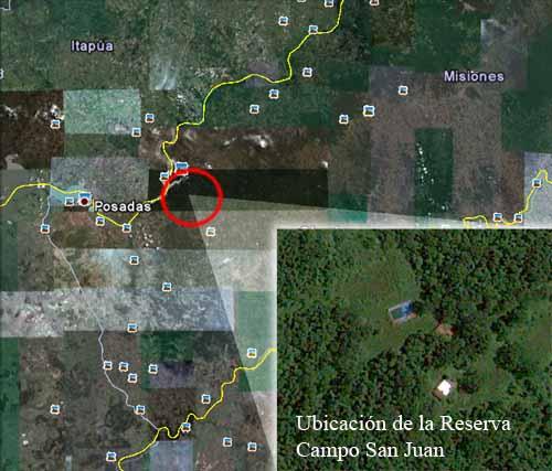 La Provincia mantiene la pretensión de recuperar la reserva San Juan que la EBY quiere ceder a Parques Nacionales