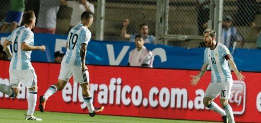 Vea los tres goles de la Selección para golear a Colombia