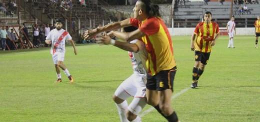 Guaraní le ganó 1 a 0 a Sarmiento con un golazo de Barinaga y se pone a tiro