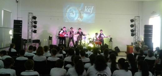 La comunidad Israelita celebra 120 años en Argentina con música
