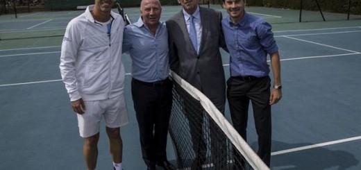 """Mac Allister anticipa el programa """"Nuestro Tenis"""", que desembarcará en Misiones"""
