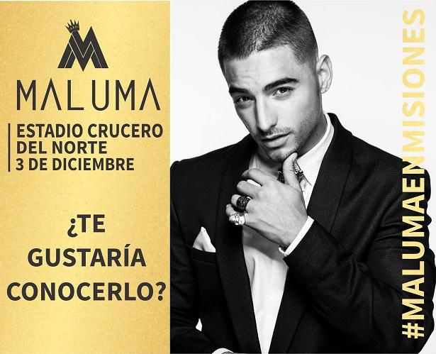 #MalumaEnMisiones: Últimas dos semanas para adquirir entradas