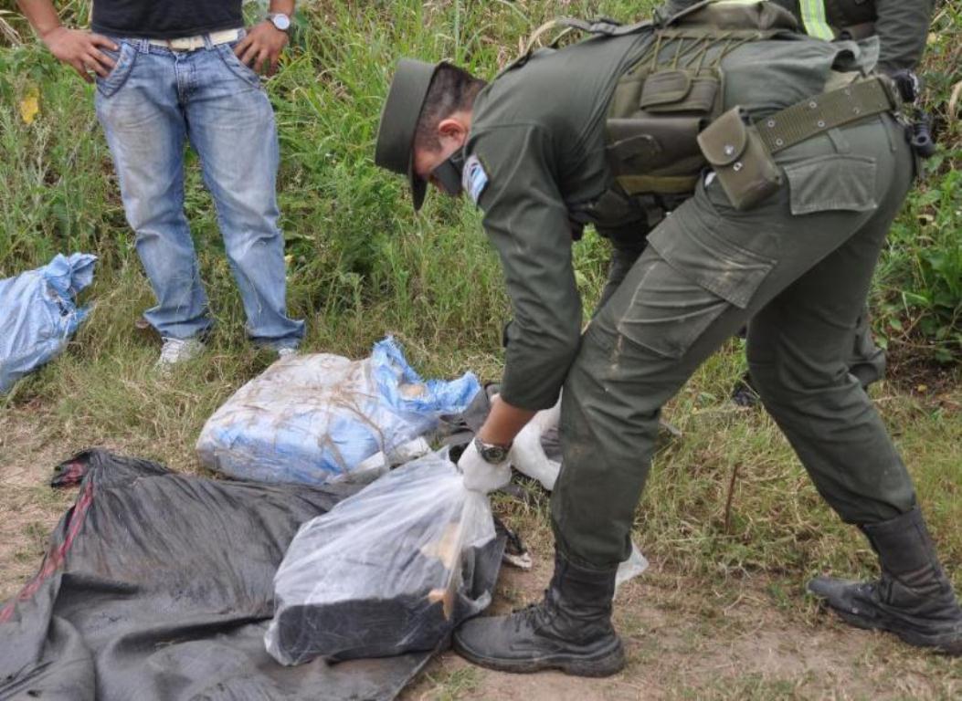 Condenaron a narco que había caído en Mado tras tirotearse con gendarmes