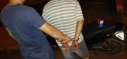 """Recuperaron una moto robada ofrecida en Facebook y detuvieron al """"vendedor"""""""